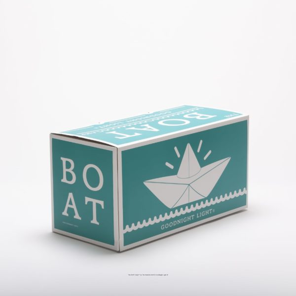 The Boat Lamp - Box