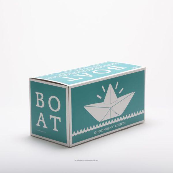 The Boat Lamp - Box