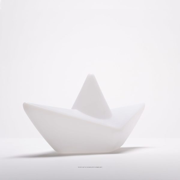 The Boat Lamp - Lateral