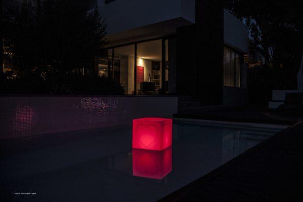 The Love Lamp Pool